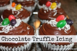 Chocolate Truffle Icing