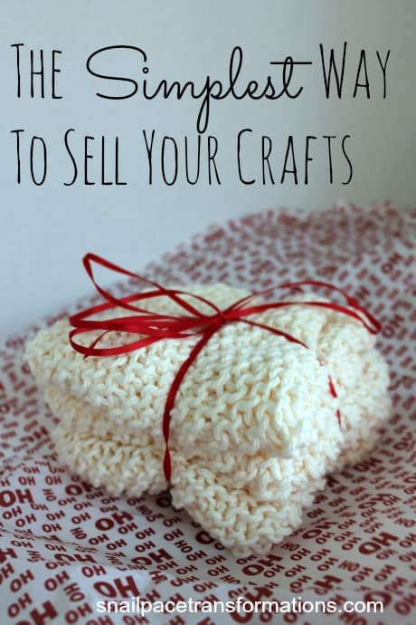 the simplest way to sell your crafts