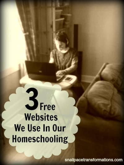 3 free websites we use in our homeschooling