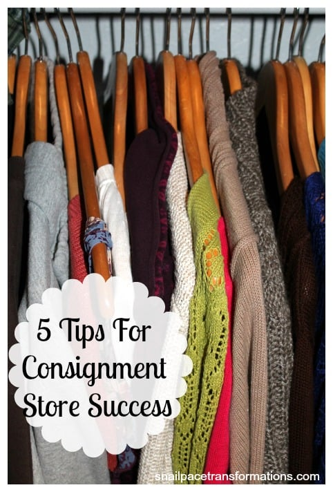 5 tips for consignment store sucess