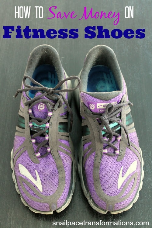 Fitness Shoes - Snail Pace Transformations