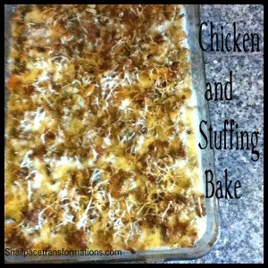 how to make charcoal chicken stuffing