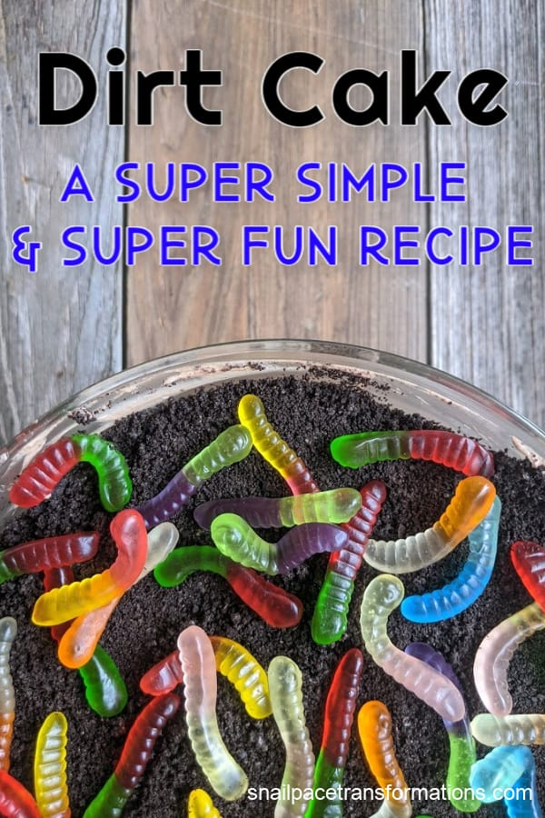 Dirt Cake: A Super Simple & Super Fun No-Bake Recipe