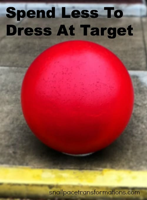 spend less to dress at target