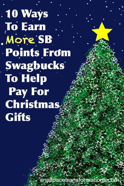 10 ways to earn more SB points from Swagbucks