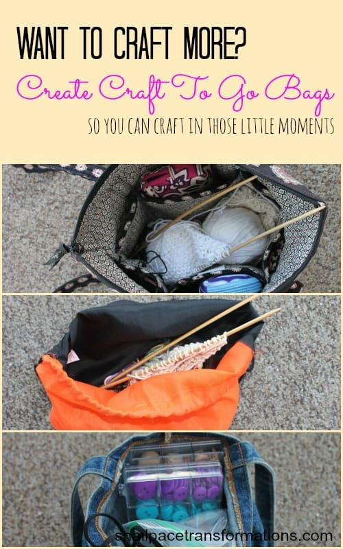 create craft to go bags