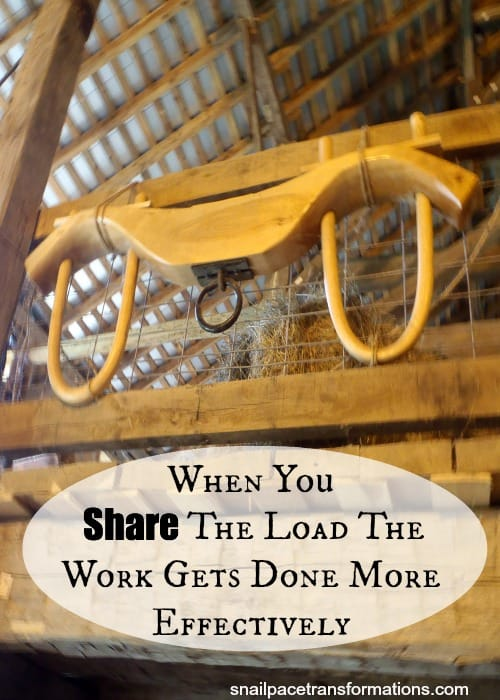How to effectively share the workload with your spouse