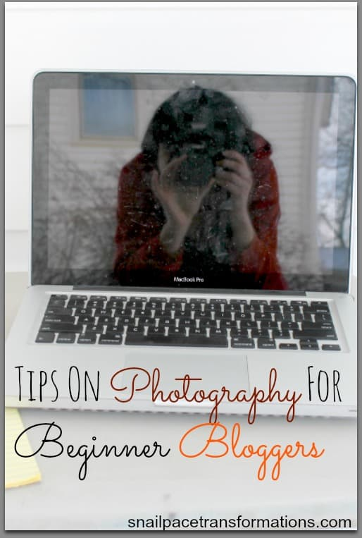 tips on photography for beginner bloggers