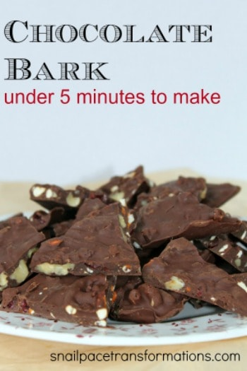 chocolate bark (small)