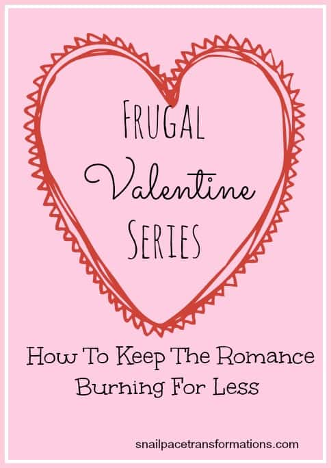 frugal valentine series
