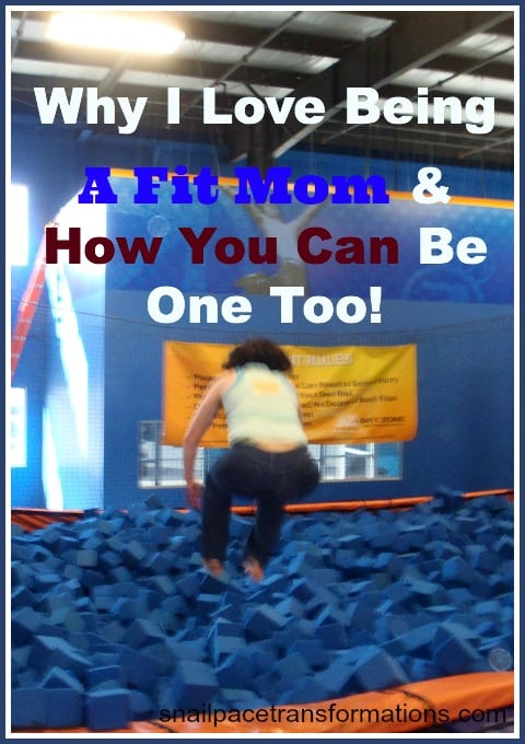 Why I love being a fit mom and how you can be one too