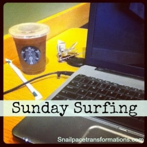 Sunday Surfing