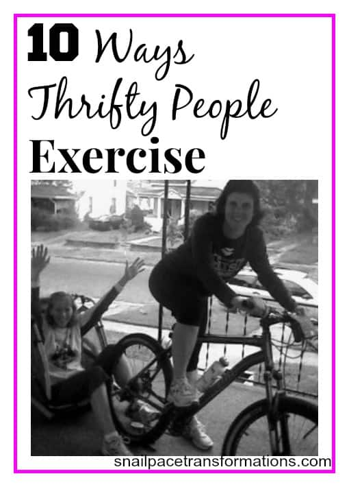 thrifty exercise