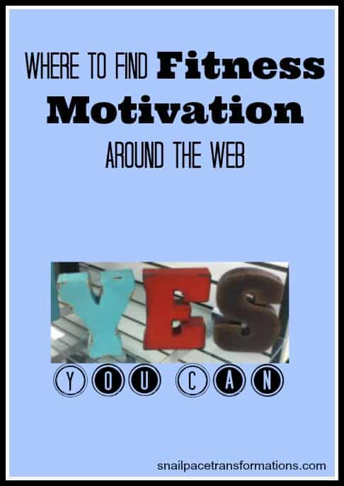 where to find fitness motivation around the web