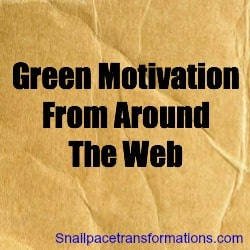 green motivation from around the web