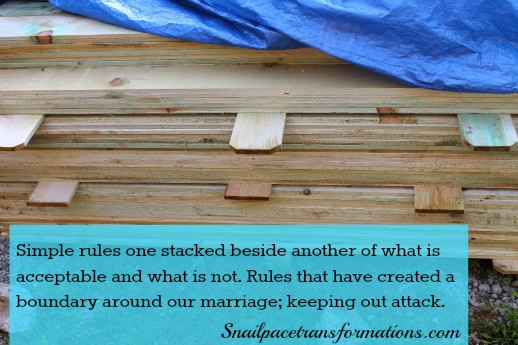simple rules for marriage