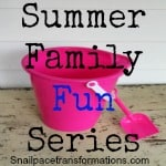 I would love to have you join me this week for my Family Fun Series.