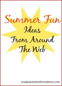 summer fun ideas from around the web