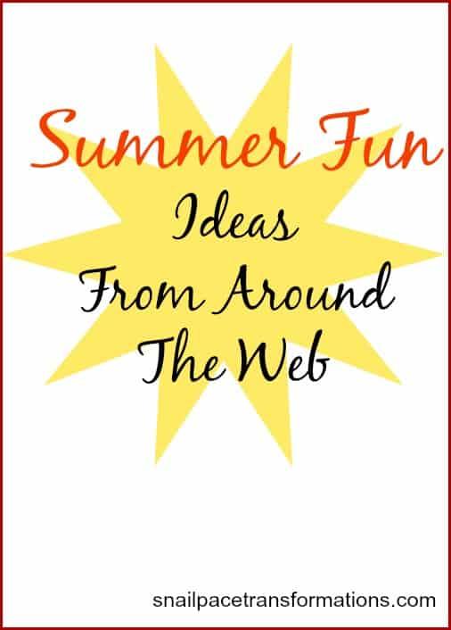summer fun ideas from around the web