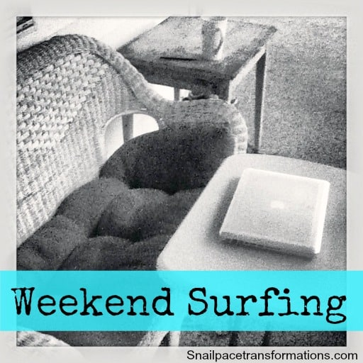 weekend surfing