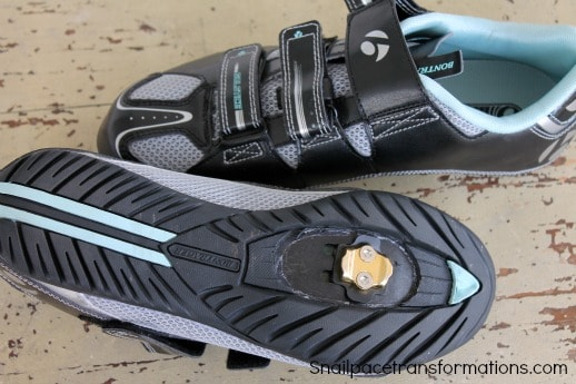 biking shoes
