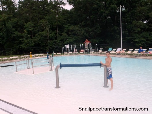 The Kiddy Pool (snailpacetransformations.com)