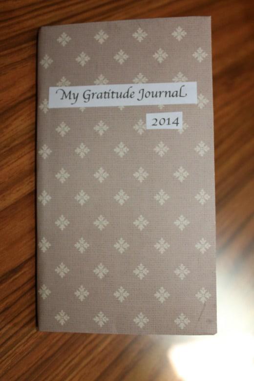 gratitude journal 2014
