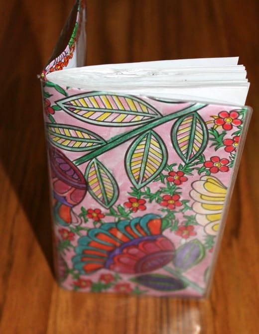 grattitude journal 2012