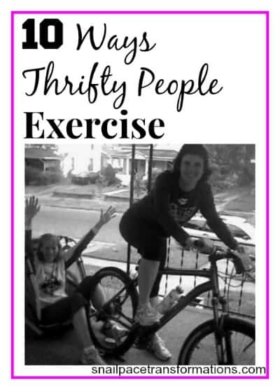 thrifty exercise (med)