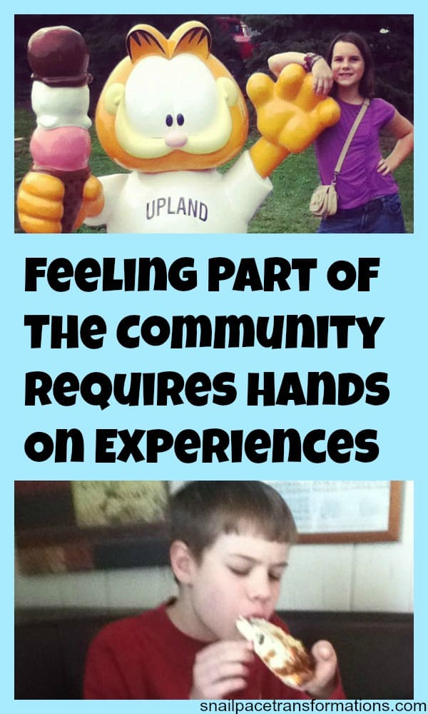 community requires hands on experience