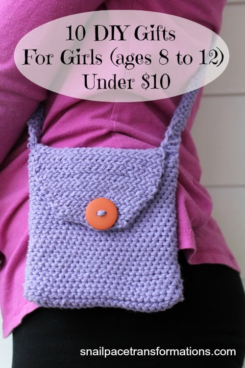 10 DIY gifts for girls under $10