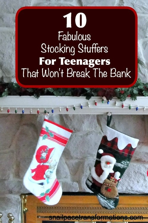 Christmas Stocking Stuffers 10 fabulous stocking stuffers for teenagers that won't break the bank