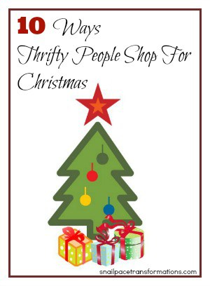 10 ways thrifty people shop for Christmas (small)
