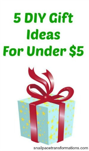 5 diy gift ideas for under $5 (small)