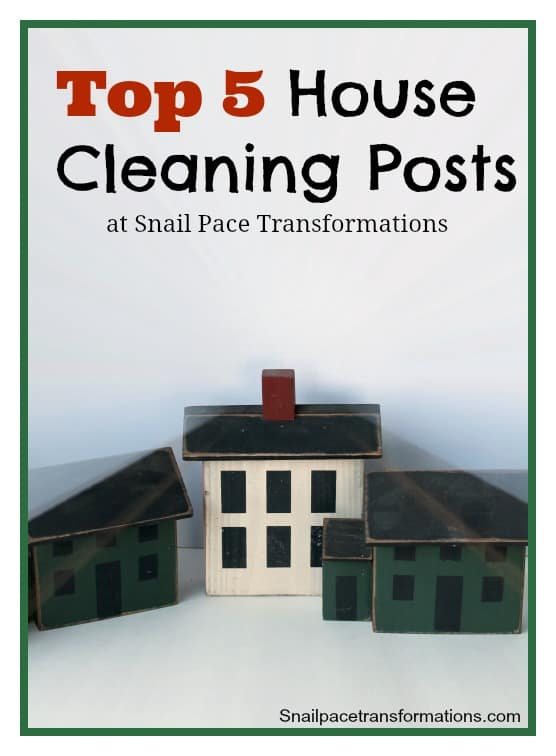 Top 5 house cleaning posts