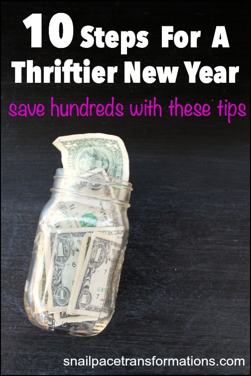 10 steps that will help you save a significant amount of money over the course of a year