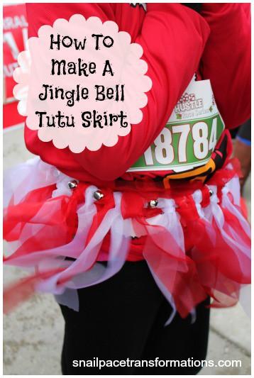 How to make a jingle bell tutu skirt