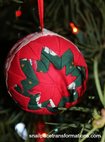 Made 2 dozen of these the year we were first married. Still hang them on the tree today 19 Christmas' later.