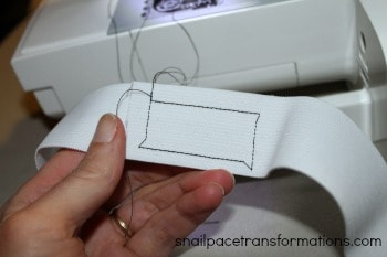 sewing elastic