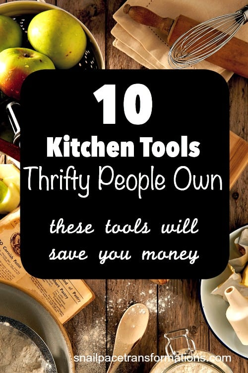 10 kitchen tools that will save you money