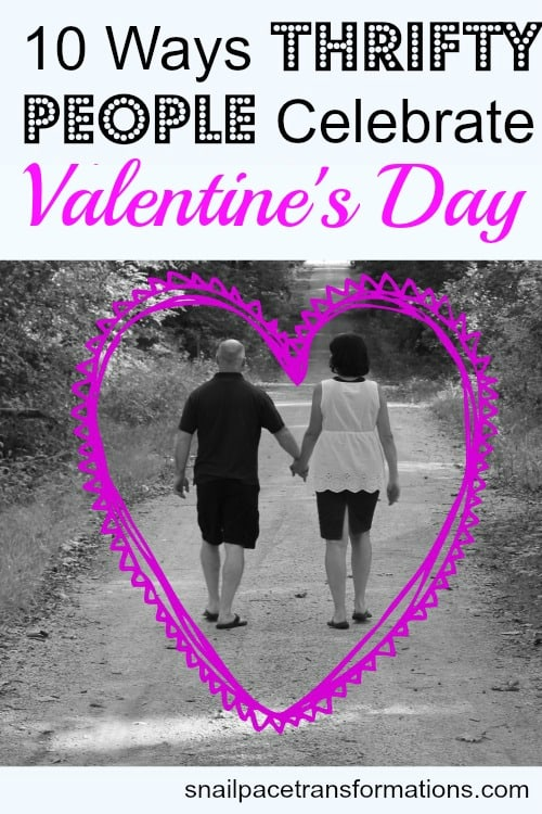 10 ways thrifty people clelebrate valentine's day