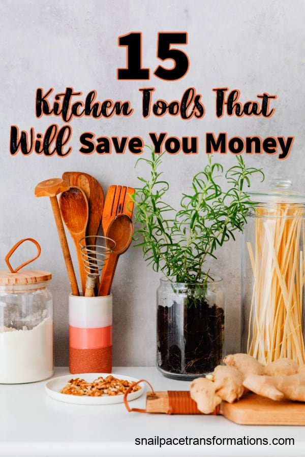 15 Kitchen Tools That Will Save You Money