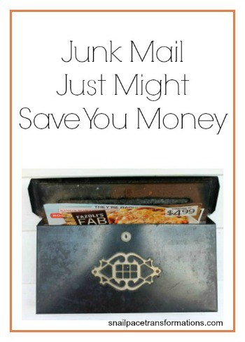 Junk mail just might save you money (small)