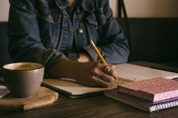 Creating A Straightforward Planner System: Step One: Do A Brain Dump