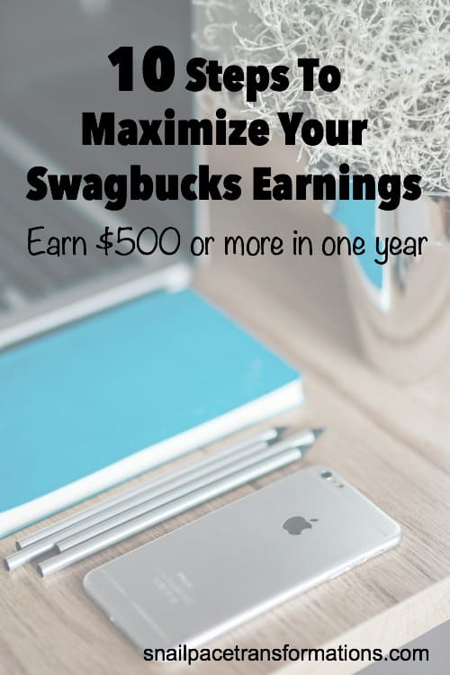 10 steps to maximizing your swagbucks earnings being a numbers geek i decided to add up just how many gift cards you could earn in one year if you were faithful to perform certain swagbucks actions each reheart Images