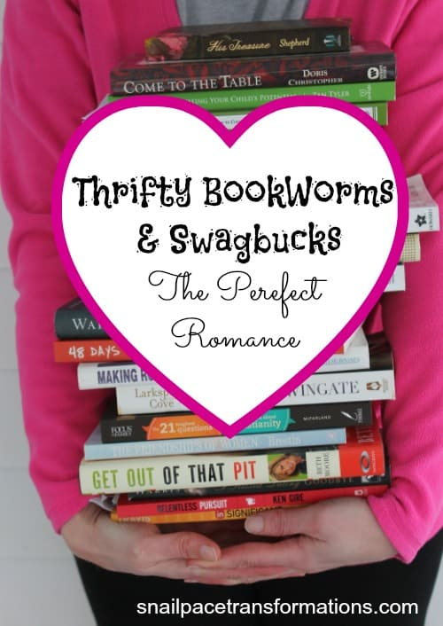 thrifty bookworms and swagbucks the perfect romance