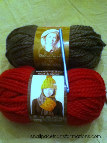 yarn for cowl