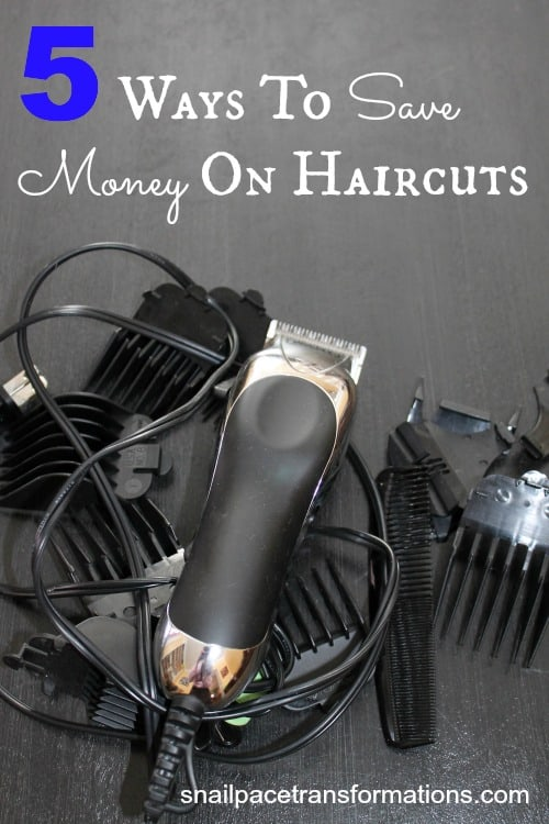 5 ways to save money on haircuts