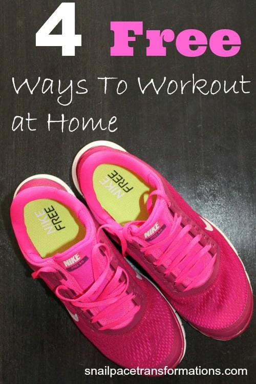 4 free ways to workout at home