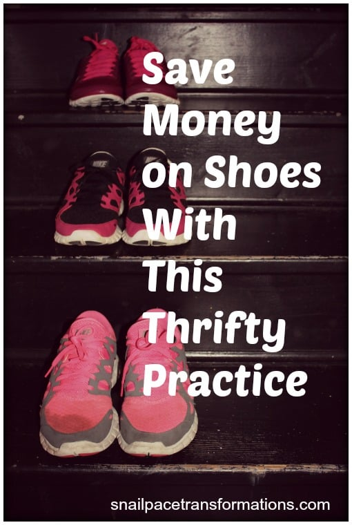 make shoes last longer using this classic thrifty practice.